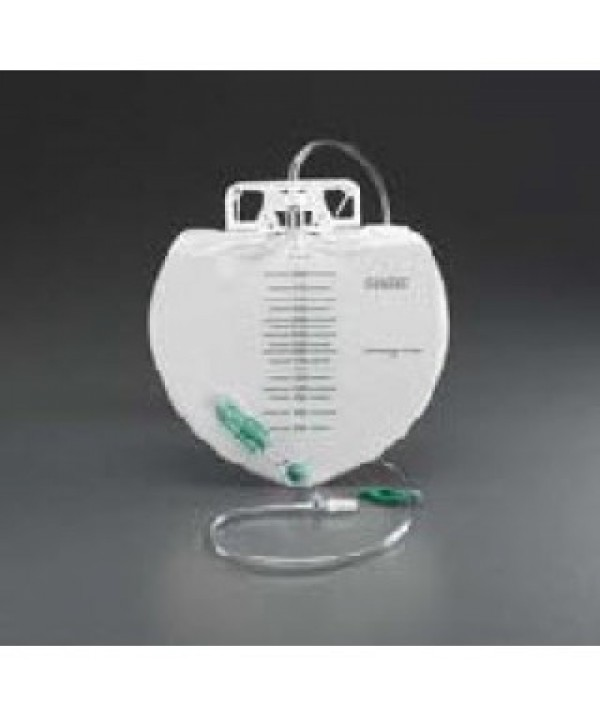 C.R. Bard #154005A, Bag Drainage Urine Anti-Reflux 2000mL 20/CS