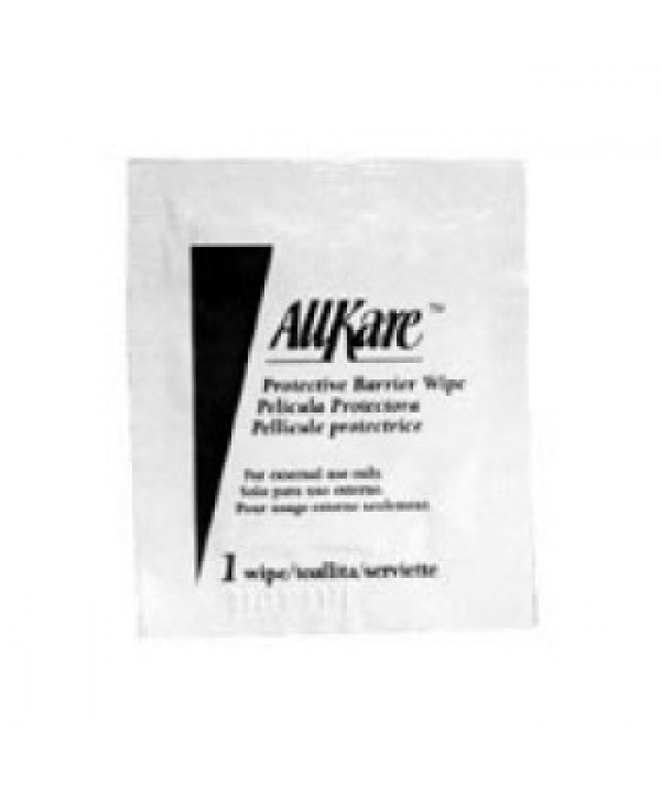 Convatec #037444, Allkare Barrier Wipes 100/BX