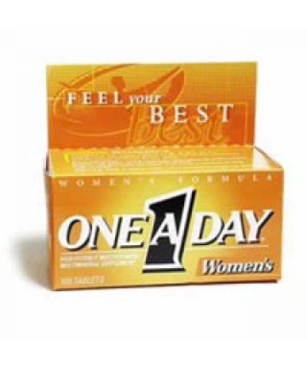 Bayer #1006402, ONE-A-DAY FOR WOMEN VIT