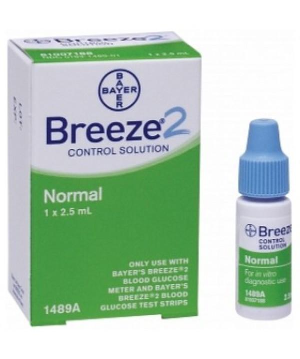 Bayer #1489, Breeze II Normal Control 12/CS