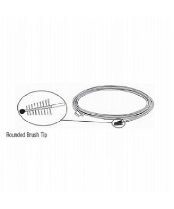 Con-Med #000639, Endoscopy Cleaning Brush Snglend 50/BX