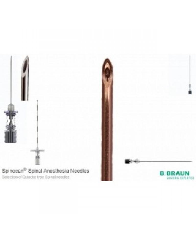 B Braun #333320, Needle Spinocan 22gax3-1/2