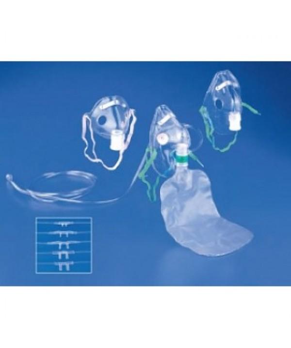 Smiths Medical #002640, Mask Adult Trach Venturi w/Flex Tube 25/CS